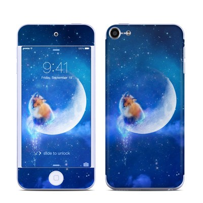 Apple iPod Touch 6G Skin - Moon Fox