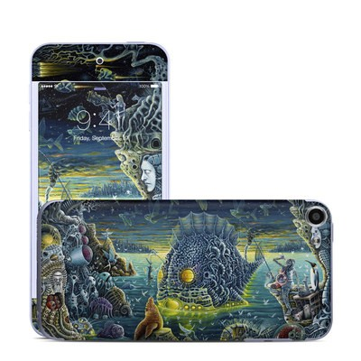 Apple iPod Touch 6G Skin - Night Trawlers