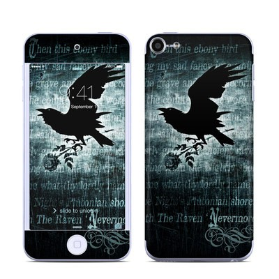 Apple iPod Touch 6G Skin - Nevermore
