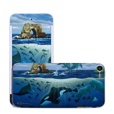 Apple iPod Touch 6G Skin - Oceans For Youth