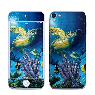 Apple iPod Touch 6G Skin - Ocean Fest