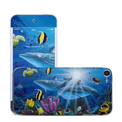 Apple iPod Touch 6G Skin - Ocean Friends