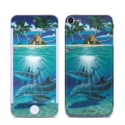 Apple iPod Touch 6G Skin - Ocean Serenity