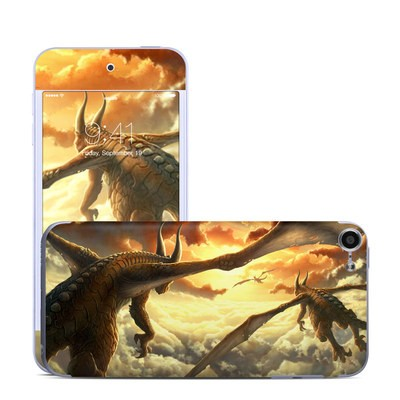 Apple iPod Touch 6G Skin - Over the Clouds