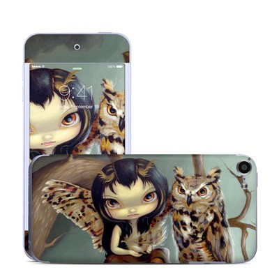 Apple iPod Touch 6G Skin - Owlyn