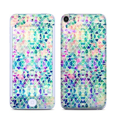 Apple iPod Touch 6G Skin - Pastel Triangle