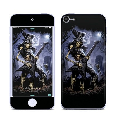 Apple iPod Touch 6G Skin - Play Dead