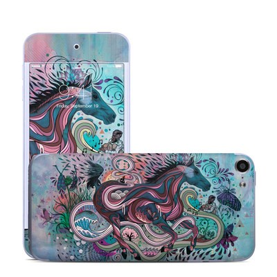 Apple iPod Touch 6G Skin - Poetry in Motion