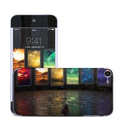 Apple iPod Touch 6G Skin - Portals