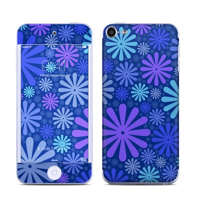 Apple iPod Touch 6G Skin - Indigo Punch