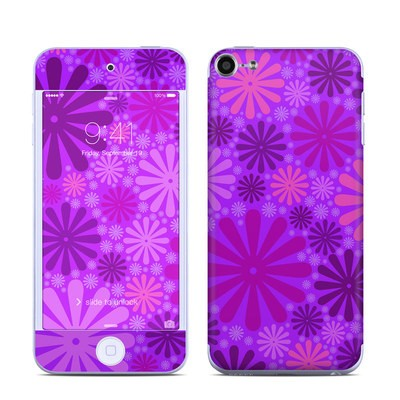Apple iPod Touch 6G Skin - Purple Punch
