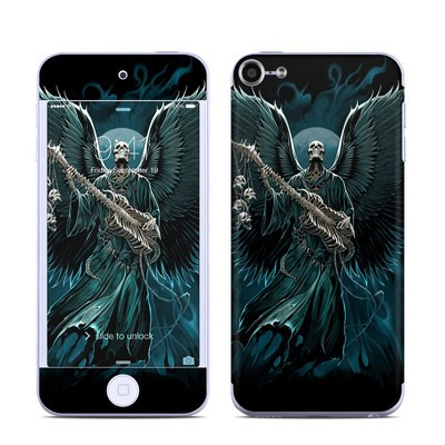Apple iPod Touch 6G Skin - Reaper's Tune
