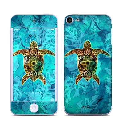 Apple iPod Touch 6G Skin - Sacred Honu