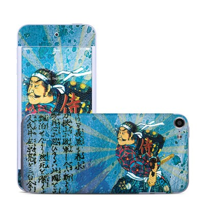 Apple iPod Touch 6G Skin - Samurai Honor