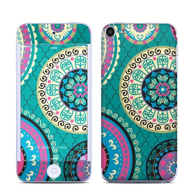 Apple iPod Touch 6G Skin - Silk Road