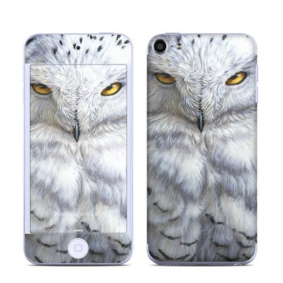 Apple iPod Touch 6G Skin - Snowy Owl