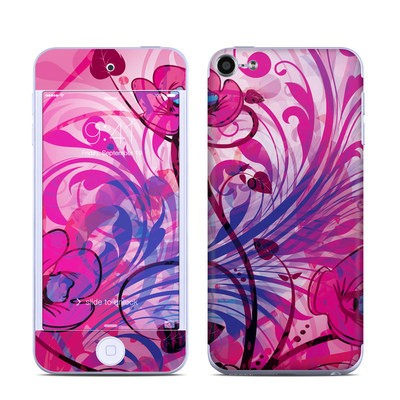 Apple iPod Touch 6G Skin - Spring Breeze