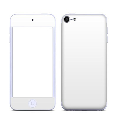 Apple iPod Touch 6G Skin - Solid State White