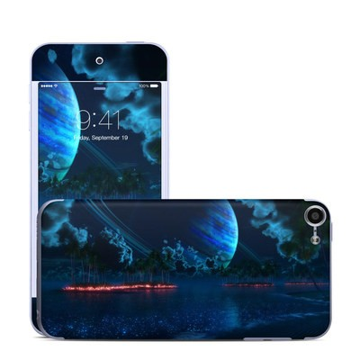 Apple iPod Touch 6G Skin - Thetis Nightfall