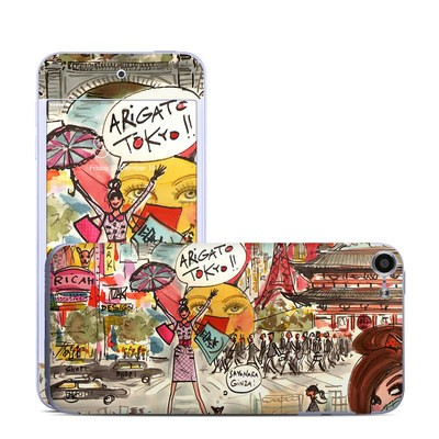 Apple iPod Touch 6G Skin - Tokyo
