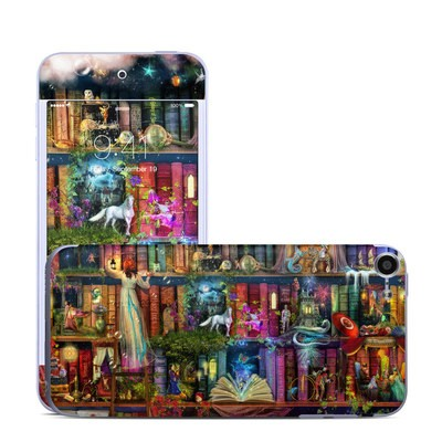 Apple iPod Touch 6G Skin - Treasure Hunt