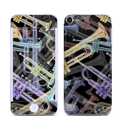 Apple iPod Touch 6G Skin - Trumpets