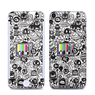 Apple iPod Touch 6G Skin - TV Kills Everything
