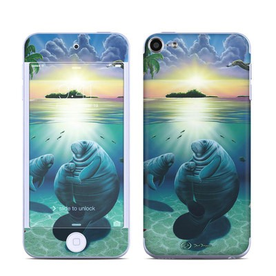 Apple iPod Touch 6G Skin - Underwater Embrace