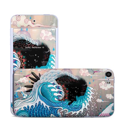 Apple iPod Touch 6G Skin - Unstoppabull