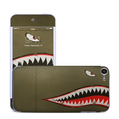 Apple iPod Touch 6G Skin - USAF Shark