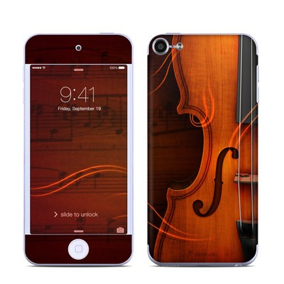 Apple iPod Touch 6G Skin - Violin