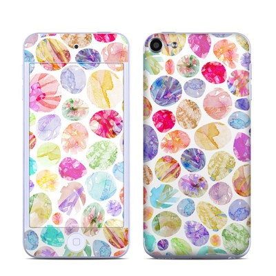 Apple iPod Touch 6G Skin - Watercolor Dots