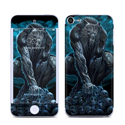 Apple iPod Touch 6G Skin - Werewolf