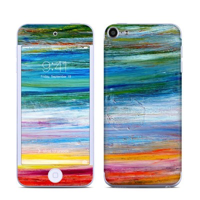Apple iPod Touch 6G Skin - Waterfall