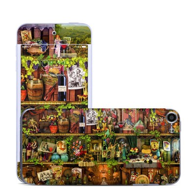 Apple iPod Touch 6G Skin - Wine Shelf