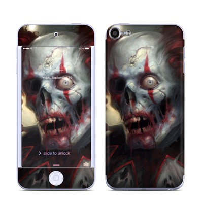 Apple iPod Touch 6G Skin - Zombini