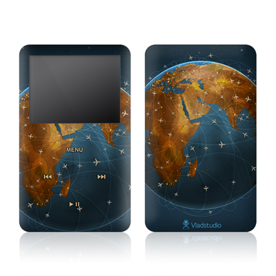 iPod Video (5G) Skin - Airlines