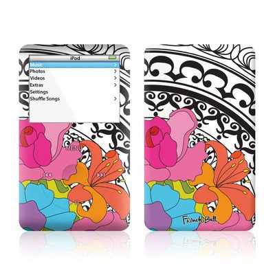 iPod Video (5G) Skin - Barcelona