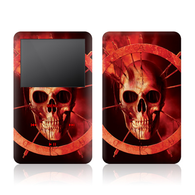 iPod Video (5G) Skin - Blood Ring