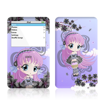 iPod Video (5G) Skin - Blossom