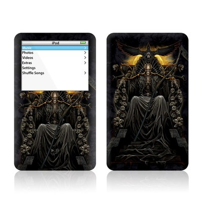 iPod Video (5G) Skin - Death Throne