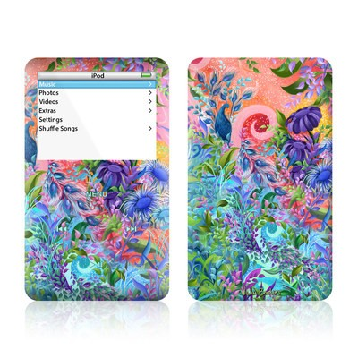 iPod Video (5G) Skin - Fantasy Garden