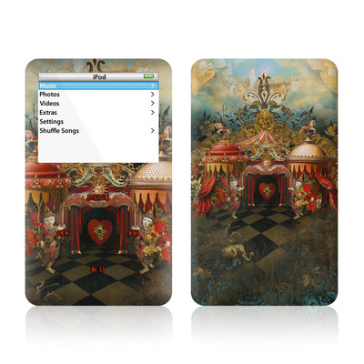iPod Video (5G) Skin - Imaginarium