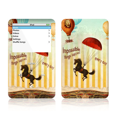 iPod Video (5G) Skin - Impossible