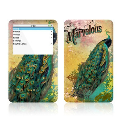 iPod Video (5G) Skin - Marvelous