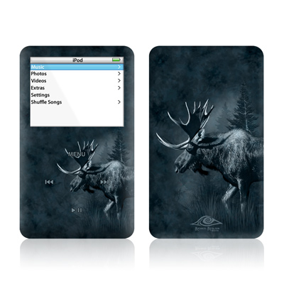 iPod Video (5G) Skin - Moose