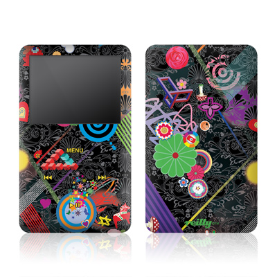 iPod Video (5G) Skin - Play Time