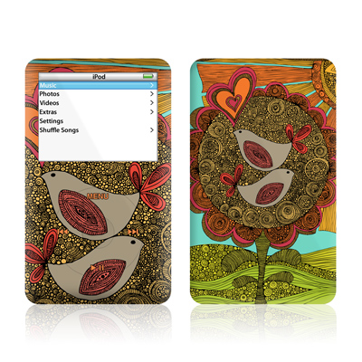 iPod Video (5G) Skin - Sunshine