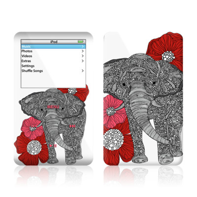 iPod Video (5G) Skin - The Elephant