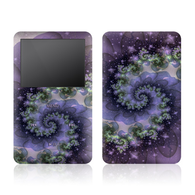 iPod Video (5G) Skin - Turbulent Dreams